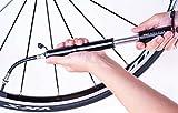 Mini Fahrradpumpe. Hoher Druck, zuverlässig, ...Vergleich
