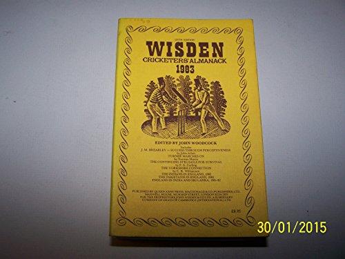 Wisden Cricketers' Almanack por John (edited by) Woodcock
