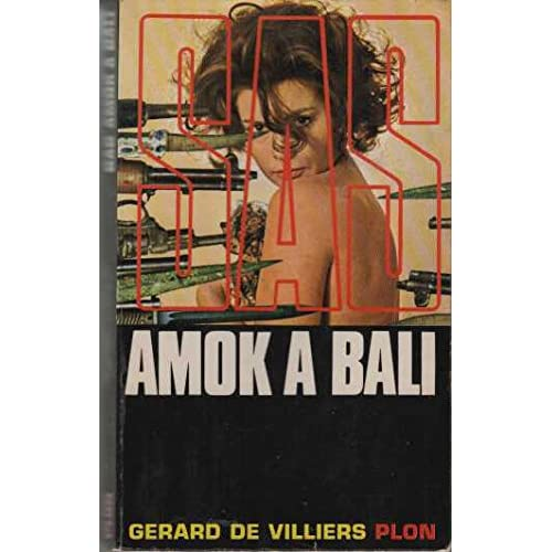 Amok a Bali