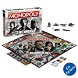Hasbro Gaming Monopoly The Walking Dead Versione Italiana
