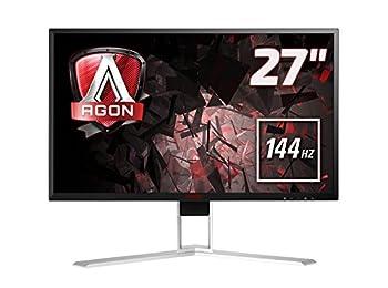 AOC AGON 27 inç AG271QX 1ms 144Hz Free-Sync 2K Gaming Monitör