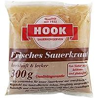 HOOK - Frisches Sauerkraut - 300g (5 Beutel)