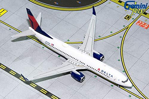 Gemini Jets GJDAL1804 Delta Airlines Boeing B737-800 N374DA Modell im Maßstab 1:400