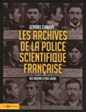 Les Archives de la police scientifique