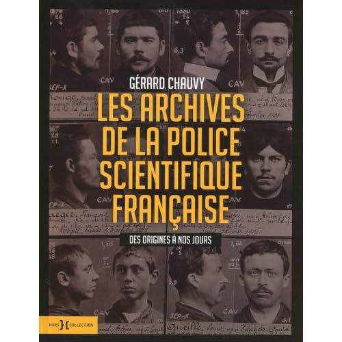 Les Archives de la police scientifique
