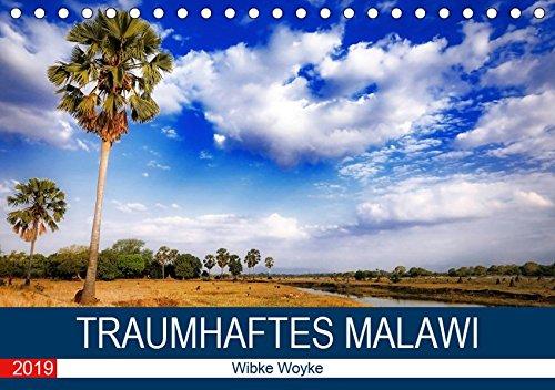 Traumhaftes Malawi (Tischkalender 2019 DIN A5 quer): Das warme Herz Afrikas entdecken (Monatskalender, 14 Seiten ) (CALVENDO Orte)