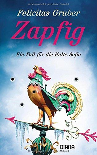 Buchseite und Rezensionen zu 'Zapfig' von Felicitas Gruber
