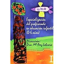 Curso Especialización En Educación Infantil (0-6 Años) (UNIDAD DIDÁCTICA)