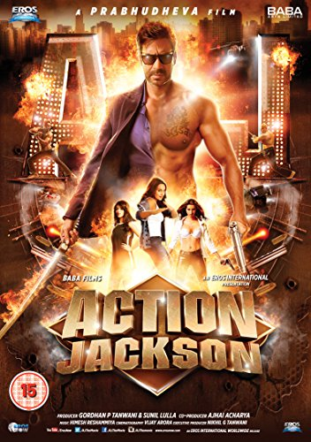 Bild von Action Jackson [DVD] [UK Import]