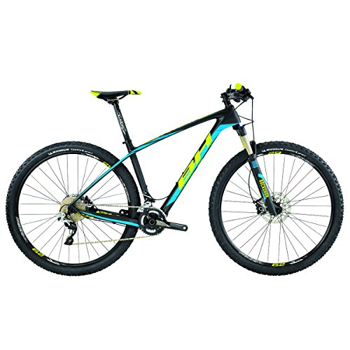 BH ULTIMATE RC 29 RS30S NEGRO-AZUL-AMARILLO MD