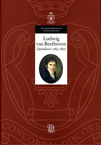 Epistolario: 4 por Ludwig van Beethoven