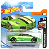 Hot Wheels FYD28 - Lamborghini Reventón Roadster grün metallic (HW Roadsters 2/5)
