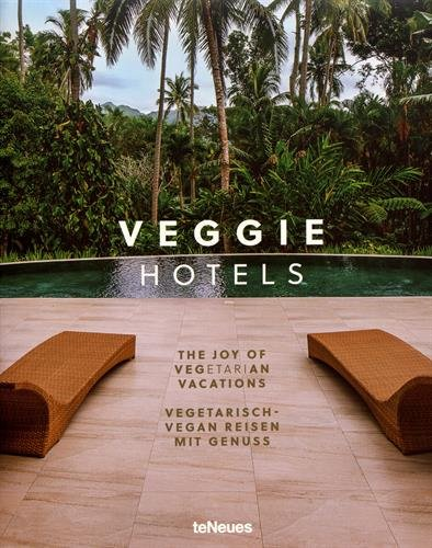 Veggie Hotels : The Joy of Vegetarian Vacations par Karen Klein