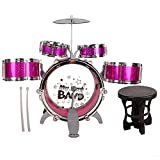 E Support™ Wundervolle Jazz Rocker Musikinstrument Schlagzeug Die besten Geschenke