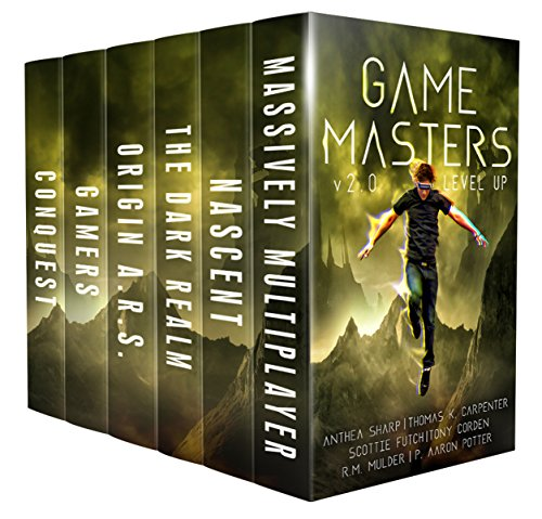 Game Masters v2.0 - Level Up: Six litRPG and Gamelit Novels (English Edition) (Rpg Game Master)