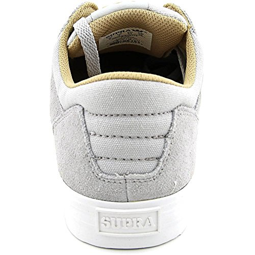 Supra - Chaussures Skateshoes Homme Phoenix - Taille:one Size Light Grey-White