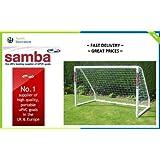 Samba Goal 2.5m x 1.5m Match Football Goal For League Use