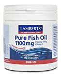 Lamberts High Potency Fish Oils 1100mg by Lamberts