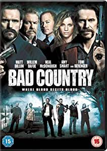 Bad Country [DVD]