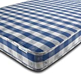 Joseph Sprung Budget Economy Mattress, 4ft 6in Double