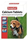 Beaphar Calcium Tablets 180 for Puppy Dogs birthing Whelping box birthing
