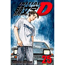 Initial D Vol. 25 (comiXology Originals)