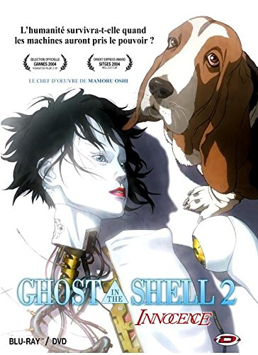 Ghost in the Shell 2: Innocence - Combo Blu-Ray + DVD