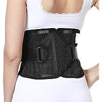 Lendenstützgürtel / Ultraleichte Rückenorthese für Frauen, offenes Netz, belüftet während Übung - NEOtech Care... preisvergleich bei billige-tabletten.eu