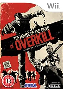 The House of the Dead: Overkill (Wii) [import anglais]