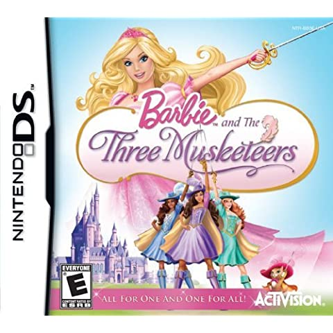 Barbie and 3 Musketeers - Nintendo DS by Activision