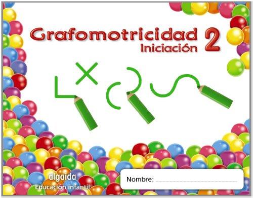 Trazos y trazos 2 iniciación grafomotricidad educación infantil (educación infantil algaida grafomotricidad) - 978849