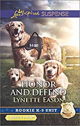 [Honor and Defend] (By (author) Lynette Eason) [published: July, 2016]