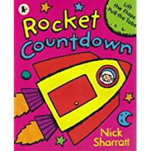Rocket Countdown by Nick Sharratt (2009-01-05)