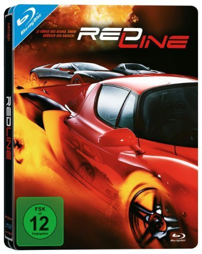 Bild von Redline - Steelbook [Blu-ray] [Limited Edition]