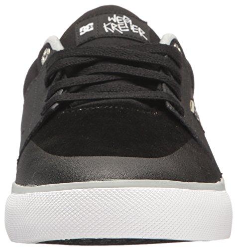 DC - Wes Kremer Chaussures de skate pour hommes Black/grey/white