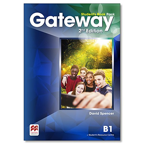 GATEWAY B1 Sb Pk 2nd Ed (Gateway 2nd Edition) por D. SPENCER