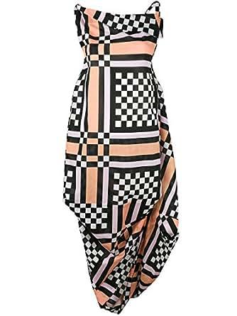 Vivienne Westwood Women's 1251147J743 Multicolor Cotton Dress