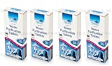 4 Packs X OASIS WATER PURIFICATION TABLETS (200 total) 17mg Essential Travel Item by Oasis
