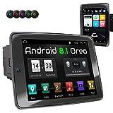 XOMAX XM-2VA1091 Autoradio mit Android 8.1, Octa Core, 4GB RAM, 32GB ROM, GPS Navigation I Support: WiFi WLAN, 3G 4G, DAB+, OBD2 I Bluetooth, 10,9 Zoll / 27,7 cm IPS XXL Touchscreen, USB, SD, 2 DIN