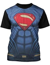 Superman Batman Vs Super Costume Men's T-Shirt AOP