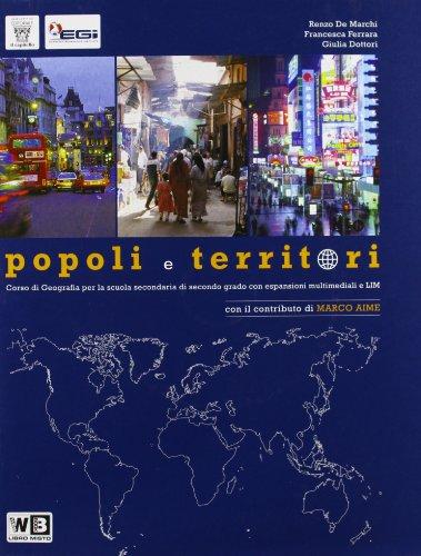 Popoli e territori. Con espansione online. Per le Scuole superiori. Con DVD-ROM