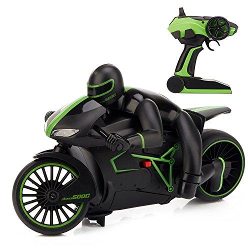 METAKOO H1801C 2.4G RC coche velocidad 20km/h 1/18 50 metros de radiocontrol 20 mins de duracion 4WD carrera electrica coche rc verde RTR