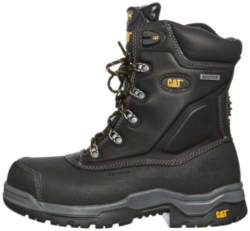 Cat Men's Supremacy Sbp P710571 Safety Boots, (Black), 8 UK 42 EU