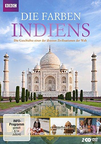 Die Farben Indiens [2 DVDs]