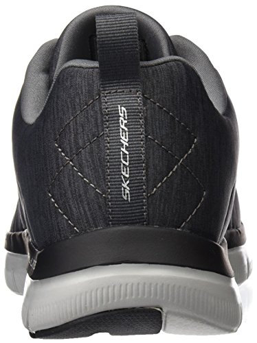 Skechers Flex Advantage 2.0, Scarpe Sportive Outdoor Uomo Grigio (char)