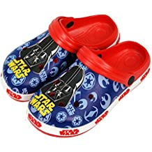 Disney® Star Wars Official Children Kids Boys Sandals Swimming Pool Beach Slippers Shoes UK Sizes (18months to 9years)