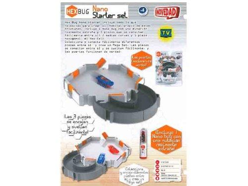 Imagen principal de Bizak Hex Bug 6192/5201 - Hex Bug - Nano Starter Set..