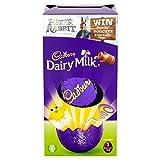 #4: Cadbury Dairy Milk Milk Chocolate Egg, 72g