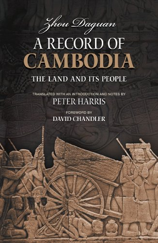 A Record of Cambodia: The Land and Its People (English Edition)