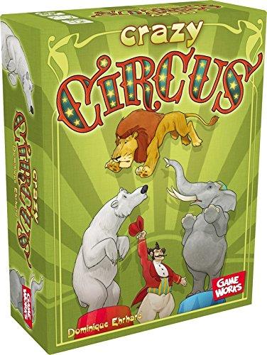 #Juegodemesa Crazy Circus por 11,09€